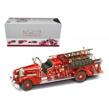 New 1938 Ahrens Fox VC Fire Engine Truck Red With Accessories 1/24 ... Amazoncom Eone Heavy Rescue Fire Truck Diecast 164 Model Diecast Toysmith Jual Tomica No 108 Truk Hino Aerial Ladder Mobil My Code 3 Collection Spartan Ss Engine Boley 187 Scale 5 Flickr Toy Stock Photo Picture And Royalty Free Image Hot Sale Kids Toys For Colctible Hanomag L28 Altas Rmz Man Vehicle P End 21120 1106 Am 2018 Sliding Alloy Car Children Toys Oxford 176 76dn005 Dennis Rs Nottinghamshire Mini Trucks 158 Remote Control Rc And Ambulances Responding To Structure