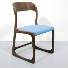 chaise traineau baumann lot de 4 chaises traineau baumann
