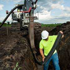 ellingson companies farm drainage trenchless contractor