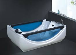 Portable Bathtub For Adults by Two Person Freestanding Bathtub Double Bathtub Portable