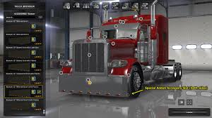 PETERBILT 389 ACCESSORIES PACK V30.05.18 1.31.X • ATS Mods ... Peterbilt Bumper 579 Set Back Axle Elite Truck Accsories Extended Hood Front Grill For 379 19932007 Post Anything From Anywhere Customize Everything And Find Interior 389 Pack Ats Mods American Truck Simulator Exterior Red Skin Mod Simulator Custom Big Rigs Trailers Trucks Semi Parts 18 Wheelers Truckidcom 2017 72 Sleeper Manual Reefer Outlaw Customs