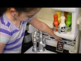 Step2 Grand Luxe Kitchen Toys by Step2 Grand Luxe Kitchen Review Video Youtube