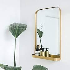 de spiegel gold badezimmer wand schlafzimmer vanity