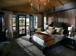 Modern Rustic Master Bedroom Dream Home Master Bedroom Bedroom
