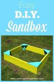 Easy DIY Sandbox 60 Diy Sandbox Ideas And Projects For Kids Page 10 Of How To Build In Easy Fun Way Tips Backyards Superb Backyard Turf Artificial Home Design For With Pool Subway Tile Laundry 34 58 2018 Craft Tos Decor Outstanding Cement Road Painted Blackso Cute 55 Simple 2 Exterior Cedar Swing Set Main Playground Appmon House