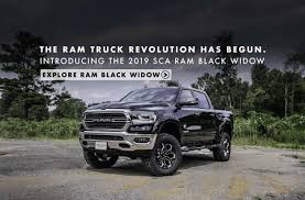 New Dodge Ram Trucks Elegant Sca Performance Black Widow Lifted ...