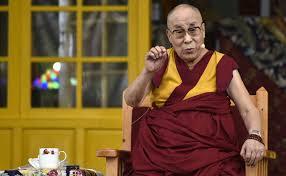 Dalai Lama Thinking China Is An Enemy Naive
