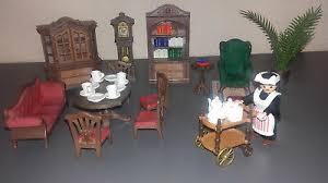 playmobil wohnzimmer 5320 für nostagie puppenhaus villa rosa