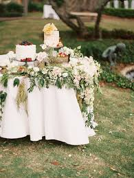 Outdoor Wedding Cake Table Decorations Amazing Display Dessert Ideas Deer Pearl