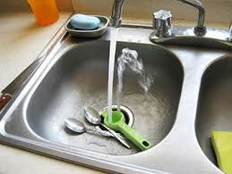 Garbage Disposal Backing Up Into Both Sinks by Help There U0027s Water Coming Up My Drain