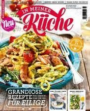 bauer media setzt neues food magazin in meiner küche