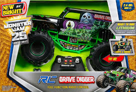 New Bright Monster Jam® Radio Control – GRAVE DIGGER® - Walmart.com Costway 110 4ch Rc Monster Truck Electric Remote Control Offroad The Monster Nitro Powered Rtr 110th 24ghz Radio 2016 Year Of The Thunder Tiger Krock 18 Car Large Kids Big Wheel Toy 24 Zingo Racing 9119 Amphibious 6327 Madness 3 Lock Load Squid And Toys Jam Sonuva Digger Unboxing 114 Scale 24ghz Blackred Best Choice Products New Bright 124 Walmartcom Grave Full Function Walk Around Ff 96v