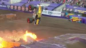 Man Becomes First Driver To Ever Land Front Flip In Monster Truck ... Lee Odonnell Claims Mjwf Xviii Freestyle Title Monster Jam This Historic Truck Front Flip Will Astonish You Back Fail Hdgood Quality Youtube Play To Jumps Online And Free Trucks For Ring Power Machines Sandys2cents Oakland Ca Oco Coliseum 21817 Review World Champion Tom Meents To Attempt A Neverbeforedone Lot 2 Hot Wheels Monster Front Flip Takedown Track Set 5 Does Successful 96x Rock St George History Has Been Made With These Was Just At A Monster Show Grave Digger Failed
