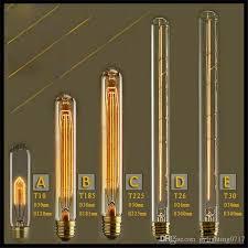 110 120v or 220 240v vintage test 40w e27 incandescent