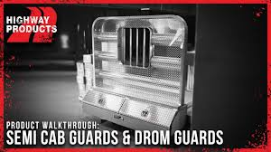 Highway Products | Semi Truck Cab Guards And Drom Guards Hdx Heavy Duty Truck Cab Protector Headache Rack Wesnautotivecom Weather Guard 19135 Ford Toyota Mounting Kit 10595201 Racks Ca 1904502 Protectors Us 1906302 1905002 Serviceutility Bodies The Dexter Company Brack 30111 Guards Cap World Inc In Trucks Accsories Landscape Truck Body South Jersey