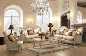 Elegant Living Room Furniture Sets Beautiful Antique White Living