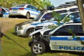 Trinidad: Over 500 Police Vehicles Wrecked In 3 Years – Stabroek News 1986 Chevrolet K30 Brush Truck For Sale Sconfirecom Pressroom United States Tahoe Ppv Used Police Trucks New Car Models 2019 20 Fred Frederick Chryslerdodgejeepram Chrysler Dodge Jeep How The Dallas Police Attack Suspect Got An Armored Van Home East Coast Emergency Vehicles 118 Scale Cars My Collection 1080p Full Hd Pin By Aaron Chennault On Pinterest Ram 1500 Ssv Pickup Test Review And Driver Holdens Commodore Recruited By Sa Bay County Sheriff Hopes To Never Use New 39000pound Military Gm Recalls 41000 Chevy Gmc Pickup Trucks Suvs Over Loose