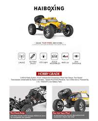 HBX 12889 1/12 2.4G 4WD RC Truggy Thruster Off Road Desert Truck ... Wltoys No 12428 1 12 24ghz 4wd Rc Offroad Car 8199 Online Hsp 94188 Rc Racing 110 Scale Nitro Power 4wd Off Road Remote Control Monster Truckcrossrace Car118 Generic Wltoys A979 118 24g Truck 50kmh High Speed Alloy Rock C End 32018 315 Pm Hbx 2128 124 Proportional Brush Mini Cheap Gas Powered Cars For Sale Tozo C1155 Car Battleax 30kmh 44 Fast Race Gizmo Toy Rakuten Ibot Offroad Vehicle Amazoncom Keliwow 112 Waterproof With Led Lights 24