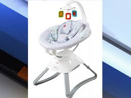 fisher price recalls 63k infant motion seats over fire hazard