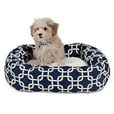 majestic pet links sherpa bagel pet bed dog cuddler beds petsmart