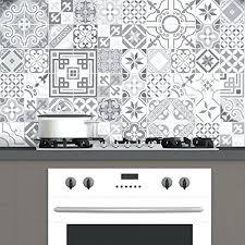 stickers cuisine carrelage autocollant carrelage cuisine 60 stickers adhsifs carrelages sticker