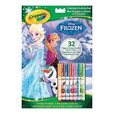 Crayola Bathtub Fingerpaint Soap Set by Crayola Disney U0027s Frozen Coloring U0026 Activity Pad Orientaltrading