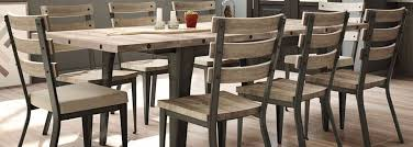 Made From Solid Wood And Steel Construction Amiscos Dining Furniture Is Durable Beautiful