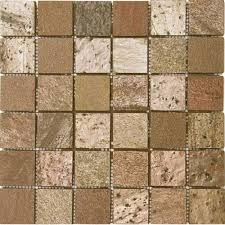 bati orient mosaic 2 x 2 tile colors