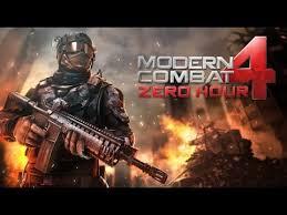 modern combat 4 zero hour review modern combat 4 zero hour review gameplay trailer for