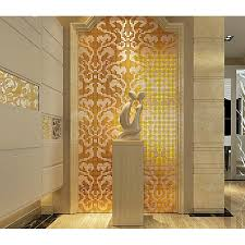 gold and plating glass mosaic tile murals frosted