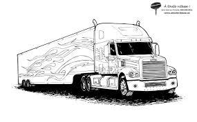 Dessiner Un Camion De Pompier Impressionnant Dessin De Tracteur Avec