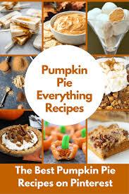 Epicurious Pumpkin Pie by The Best Pumpkin Pie Recipes And More