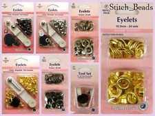 Curtain Grommets Kit Uk by Metal Eyelets Ebay