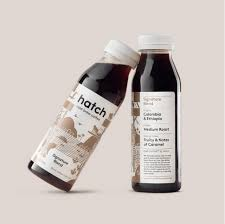 Information About The Coffees Origin On Hatchs Cold Brew Coffee Bottles Credit Hatch
