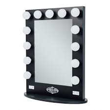 Broadway Lighted Vanity Makeup Desk Uk by Lighted Vanity Mirror Bed Bath And Beyond Lighted Makeup Mirror
