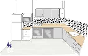 dessiner ma cuisine ma cuisine avant après 2 doigts d idée