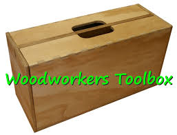 woodworking woodworkers tool box plans plans pdf download free