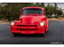 100 Classic Trucks For Sale In California 1954 Chevrolet Truck For Carscom CC1159933