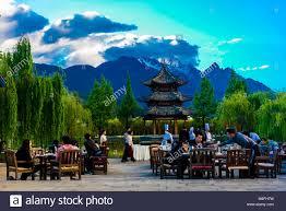 100 Banyantree Lijiang A German Barbecue At The Banyan Tree Resort Shuhe