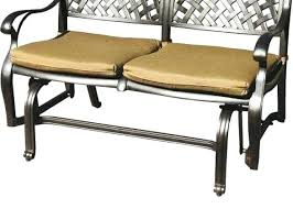 Patio Bench Cushions Walmart by Patio Bench Popular Of Wood Patio Bench With Outdoor Wood Bench