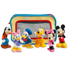 Mickey Mouse Bathroom Images by Mickey Mouse And Friends Bath Toys For Baby Shopdisney