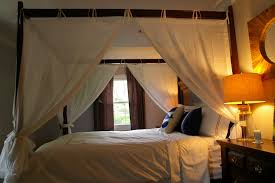 King Size Canopy Bed With Curtains by Mix And Chic My Master Bedroom Revealed