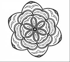 Spectacular Printable Mandala Coloring Pages Adults With Free And