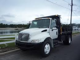 USED 2010 INTERNATIONAL 4300 DUMP TRUCK FOR SALE IN IN NEW JERSEY #11452