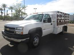 100 2006 Chevy Trucks For Sale USED CHEVROLET SILVERADO 3500HD STAKE BODY TRUCK FOR SALE IN AZ