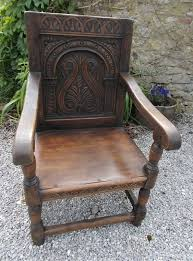 Antique Dark Carved Oak Wainscot Carver Open Arm Chair French Vintage Antique French Original Painted Garden Armchair In Southsea Hampshire Gumtree Midcentury Rocking Chair 1940s Wood Curved Arms Dark Carved Oak Wainscot Carver Open Arm Barbados Mahogany With Caned Bottom And Back Folk Art Puckhaber Decorative Antiques Specialists Bentwood Cane Back In The Style Of Michael Thonet Pine Sisal Rocking Chair 1950 Design Market Maison Jansen Modern Polished Nickel Adult Flesh Rattan Vintage Seating Dekor