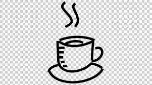 Coffee Or Tea Animation Illustration Hand Drawing Transparent