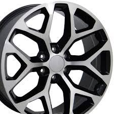 Wheels Of Chevrolet - Wheels For Chevy Trucks - 22