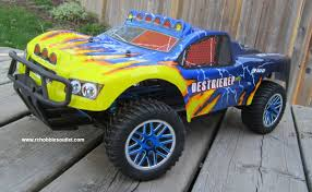 100 Best Short Course Truck RC Brushless Electric 110 LIPO 4WD 24G RTR