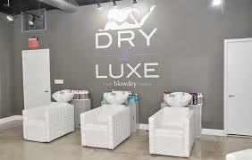 Salon Decor Ideas Images by Hair Salon Decor Salon Station Ideas Drydeluxe